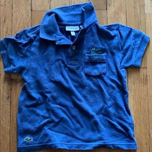 Lacoste for toddler 2-3 yrs